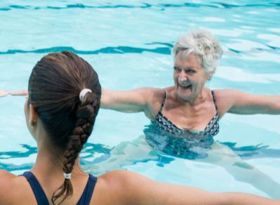 """Espondilitis anquilosante: """"no hay que dejar de moverse y practicar siempre algún ejercicio"""""""