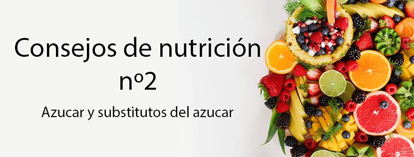 Diabetes: consejos de nutrición nº2