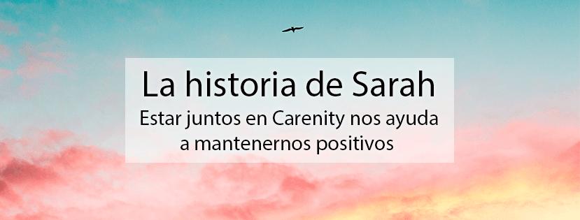 La historia de Sarah
