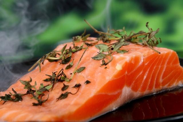 Pescado graso contra el asma